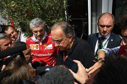 Maurizio Arrivabene, Ferrari, Sergio Marchionne, CEO FIAT
