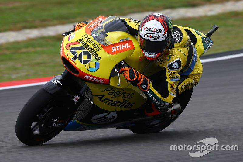 #40 Alex Rins (Moto2) - 2016