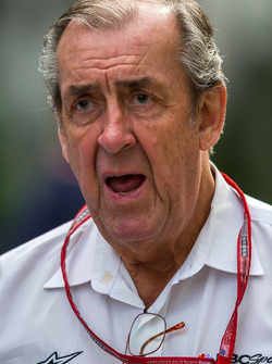 David Hobbs, NBC Commentator