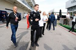 Stoffel Vandoorne, McLaren piloto de prueba y de reserva