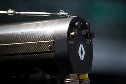 Renault Sport F1 Team pit stop ekipmanı
