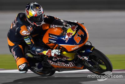 Losail March testing