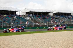 Shane van Gisbergen, Triple Eight Race Engineering Holden e Jamie Whincup, Triple Eight Race Enginee