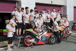 Stefan Bradl, Aprilia Racing Team Gresini, Aprillia con el team