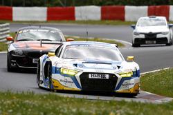 #5 Phoenix Racing, Audi R8 LMS: Edoardo Mortara, Nikolaus Mayr-Melnhof