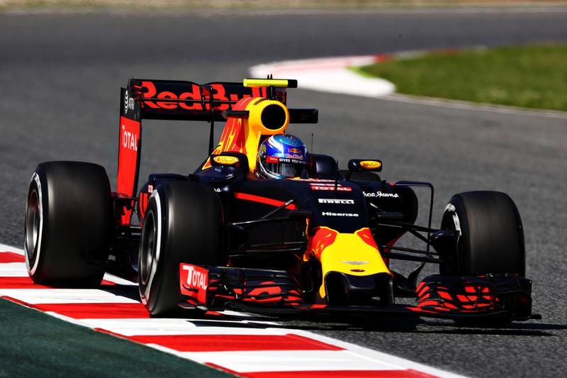 #1: Max Verstappen - GP da Espanha de 2016 (18 anos e 228 dias)