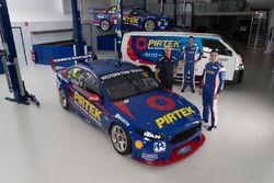 DJR Team Penske Pirtek Phillip Island livery