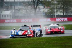 #10 Graff Racing Ligier JS P3 - Nissan : John Falb, Sean Rayhall, Enzo Potolicchio