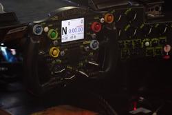Volante do #12 da Rebellion, de Nelsinho Piquet, Nicolas Prost e Nick Heidfeld