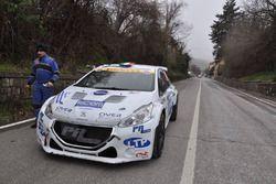 Totò Riolo, CST Sport, Peugeot 208 T16