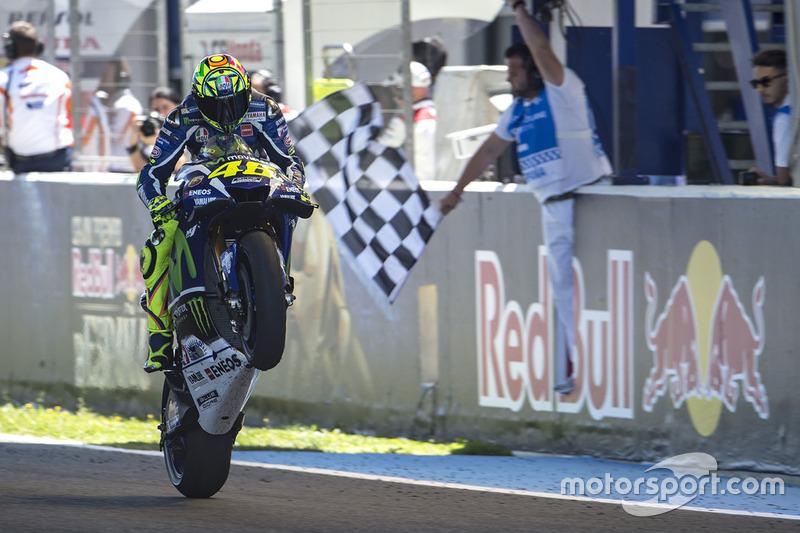 Jerez 2016: Erster Start-Ziel-Sieg seit Jerez 2007