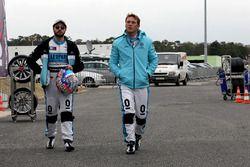 Jean-Karl Vernay, Stefano Comini, Leopard Racing