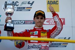 Podium: Thomas Preining, Lechner Racing