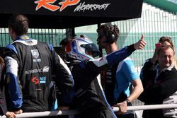 Pole-Position für Mato Homola, B3 Racing Team Hungary, Seat León TCR