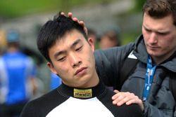 Zhi Cong Li, Carlin Dallara F312 – Volkswagen