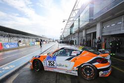 #352 GetSpeed Performance, Porsche Cayman GT4 Clubsport: Max Kronberg, Jens Wasel Priepert