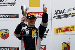 Podium: 3. Nicklas Nielsen, Neuhauser Racing