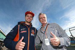 Brad Binder, Red Bull KTM Ajo, Kork Ballington