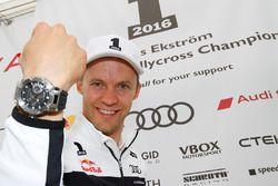 Weltmeister 2016: Mattias Ekström, EKS RX Audi S1