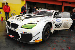 BMW M6 GT3 #50 Alex Zanardi, BMW Team Italia