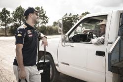 Daniel Ricciardo, Red Bull Racing, Farmlátogatás