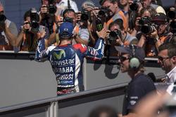 Третье место - Хорхе Лоренсо, Yamaha Factory Racing