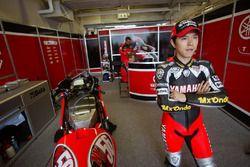 Shinya Nakano, D'Antin Yamaha Team