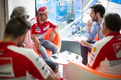 Andrea Iannone, Ducati Team, Neil Morrison