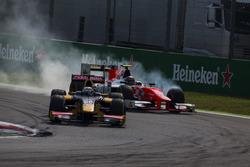 Antonio Giovinazzi, PREMA Racing voor Daniel de Jong, MP Motorsport