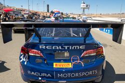 #34 RealTime Racing Acura TLX-GT: Peter Kox