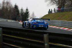 Bernd Schneider, Maro Engel, Adam Christodoulou, Manuel Metzger, Black Falcon, Mercedes- AMG GT3