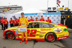 Joey Logano, Team Penske Ford pole winner