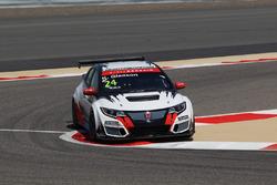 Kevin Gleason, West Coast Racing, Honda Civic TCR