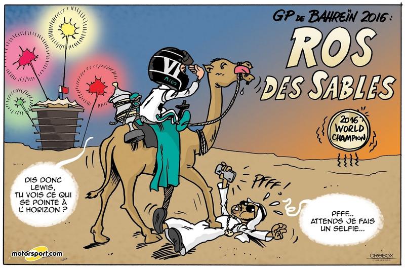 Le GP de Cirebox - Bahreïn 1