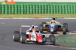 Raul Guzman Marchina, DR Formula et Kush Maini, BVM Racing