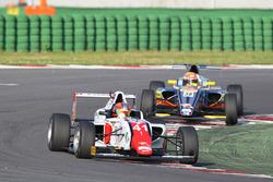 Raul Guzman Marchina, DR Formula;  Kush Maini, BVM Racing
