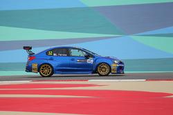 Luigi Ferrara, Subaru STITCR, Top Run Motorsport