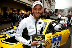 #37 Bentley Team Abt, Bentley Continental GT3: Christopher Brück
