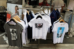 Merchandise di Jules Bianchi