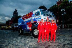 Silk Way Rally, Chinese vrachtwagenchauffeurs