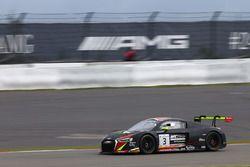 #3 Belgian Audi Club Team WRT, Audi R8 LMS ultra: Sergio Jimenez, Rodrigo Baptista