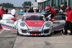 Cambio pilota per il team Ghinzani Arco Motorsport - Milano
