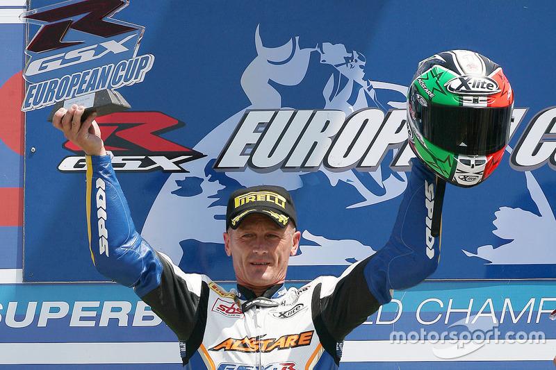 Pemenang Fabrizio Pirovano
