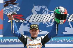 Il vincitore Fabrizio Pirovano