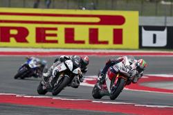 Nicky Hayden, Honda World Superbike Team e Jordi Torres, Althea Racing