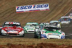 Santiago Mangoni, Laboritto Jrs Torino, Matias Rossi, Donto Racing Chevrolet, Agustin Canapino, Jet Racing Chevrolet, Martin Ponte, Nero53 Racing Dodge