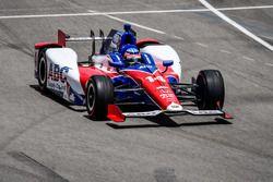 Buddy Lazier, Lazier Burns Racing Chevrolet