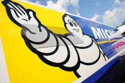 Un camion Michelin