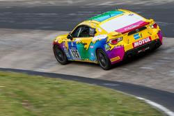 #126 Pit Lane-AMC Sankt Vith, Toyota GT86: Brody, Maciej Drezder, Olivier Muytjens, Bruno Barbaro