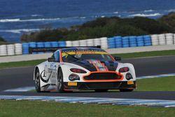 #7 Darrell Lea Aston Martin Vantage GT3: Tony Quinn, Daniel Gaunt